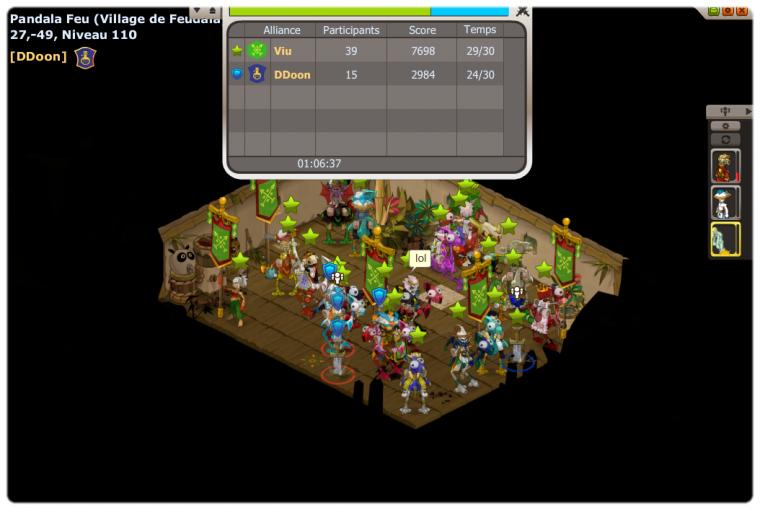 Tuto Mage #10 : La guerre des Guilde et son fonctionnement
