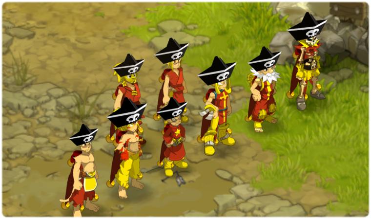 La Famille Pirate (Mage)