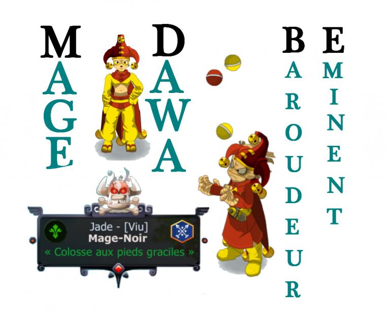 Un Mage, des Mages : Objectifs 2014 (Mage)