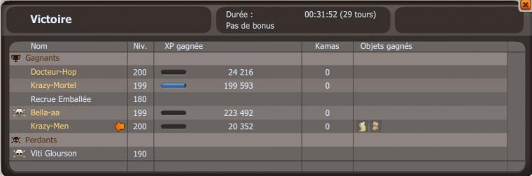 Le retour du multi-comptes (Krazy)