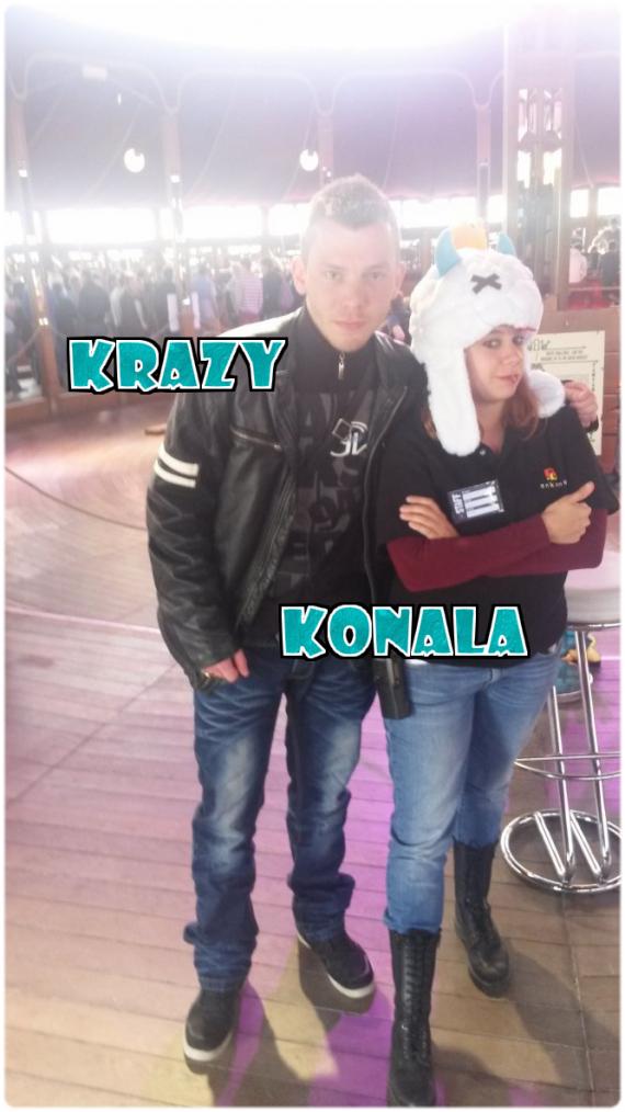 Rapport de la Convention (Krazy)