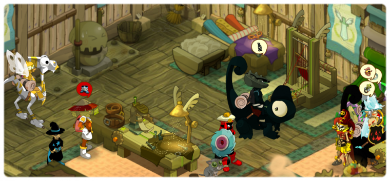 Event, Items 2.19 & Exo (Mage)