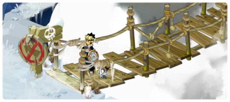 Le Pont du Flashback. (Mage)