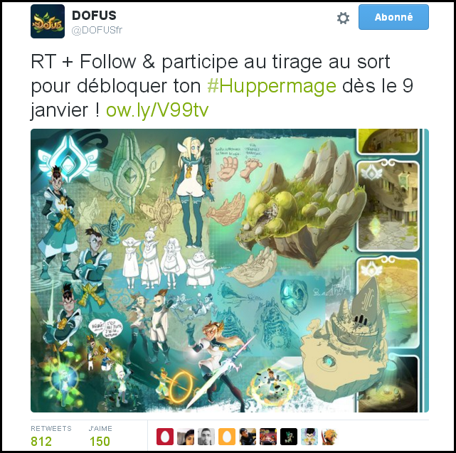 L'HupperMage arrive. (Mage)