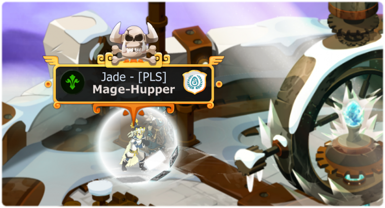 150 Runes plus tard. (Mage)