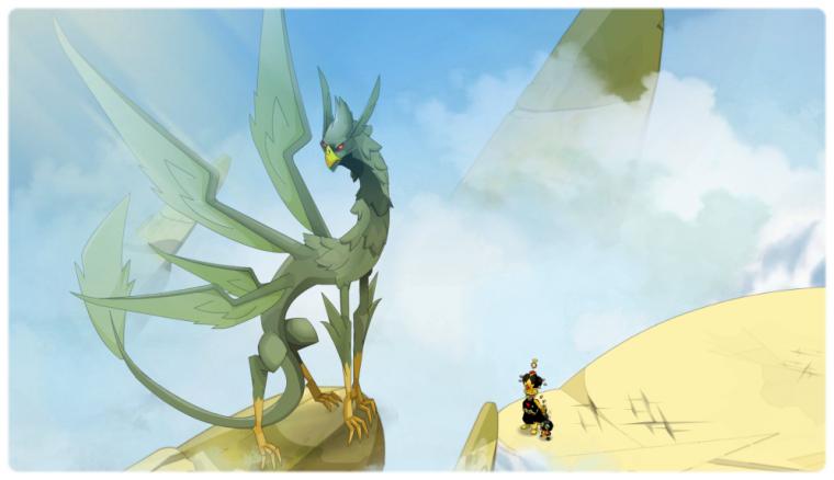 Quête Elémentaire : Le dragon des vents