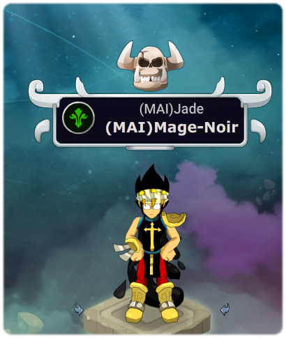 Jade au Clash Of Guilds 2. (Mage)