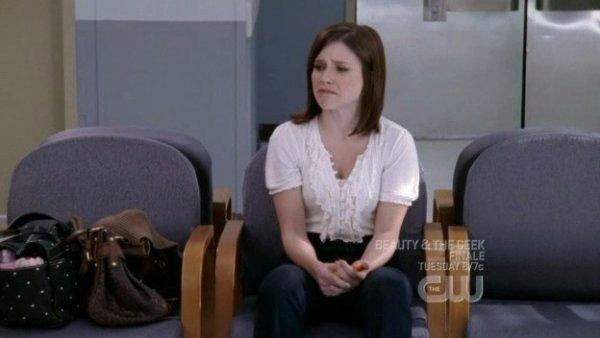 """#101 : """" Vous êtes enceinte, de treize semaines. """""""