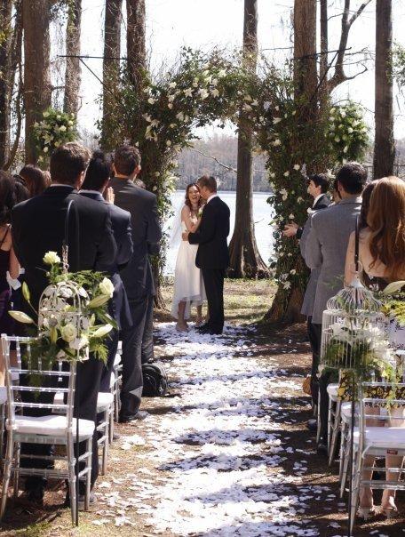 # Épilogue : Une cérémonie qui finie sur les lieux où tout a commencé. Et si ce n'était pas une fin mais le début ?