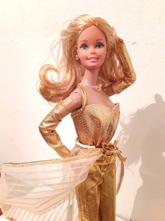 Barbie golden dream 80
