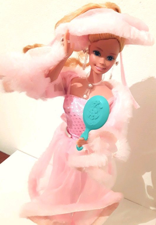 Barbie Pink pretty 1981
