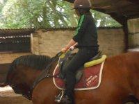 L'equitation , une passion ..