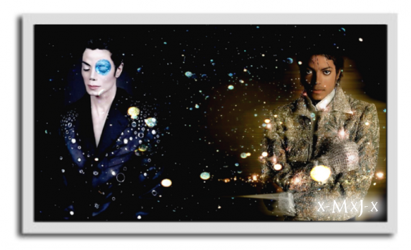 The Future  - PS : Joyeux anniversaire MJ, où que tu sois , et God Bless You ♥