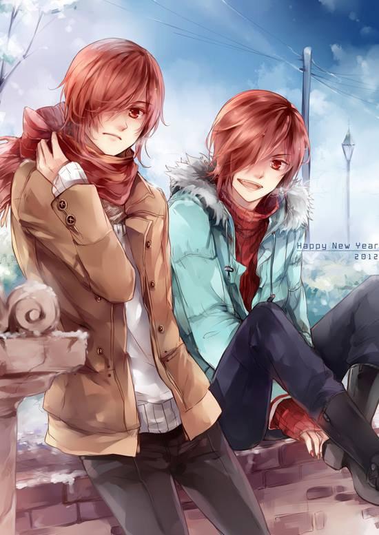 Images changeantes - spécial jumeaux