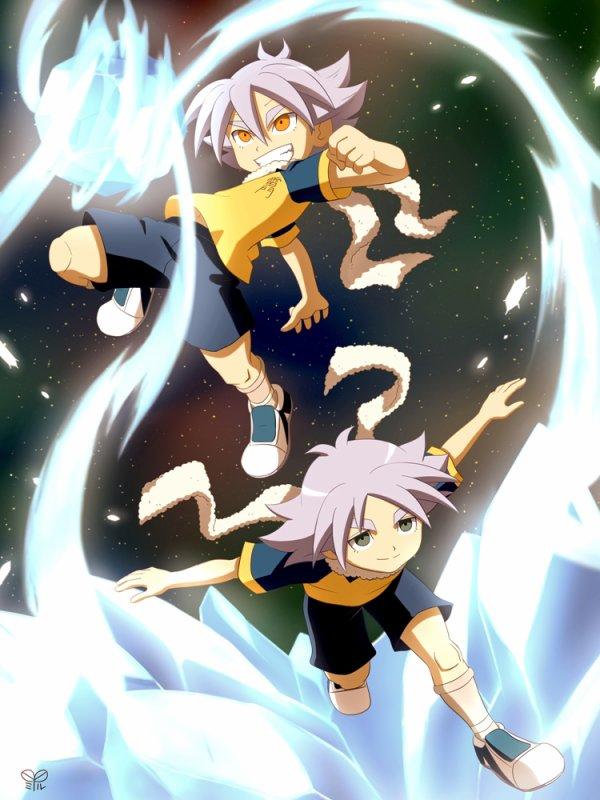 Fubuki Shirou et Atsuya