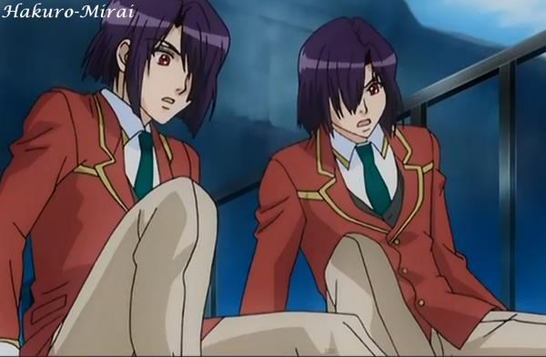 Ozawa Kakeru et Wataru