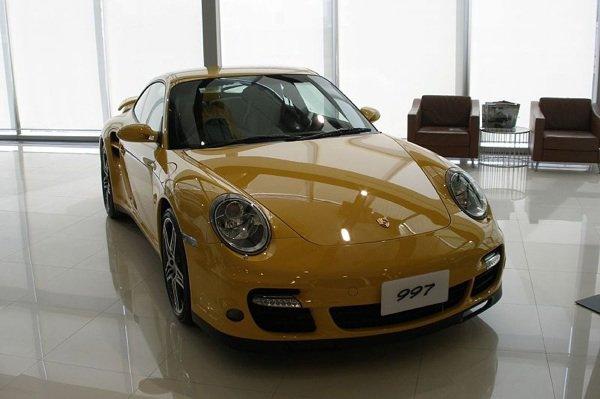Porsche 911 les 7 génération