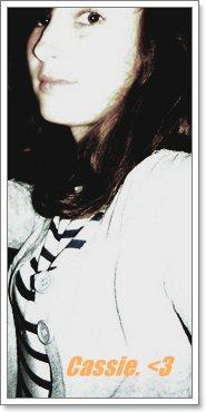 Celle qui fait mon bonheur. ♥ Celle, qui a réussi, parmis tant d'autre qui eux ont échoués.