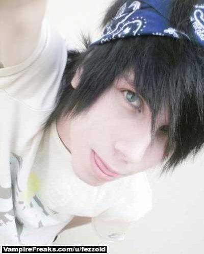 Photo15  Emo boy