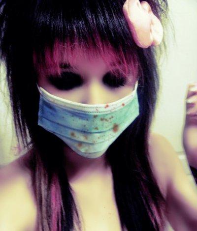 Photo 34  Emo girl