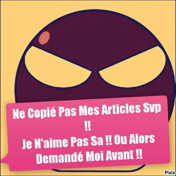 Lisez Bien Le Message Svp !! ♥