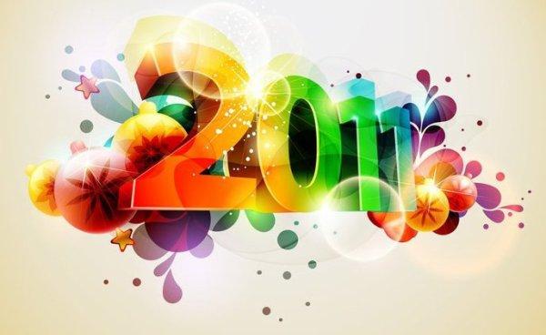Bonne année 2011 !!!