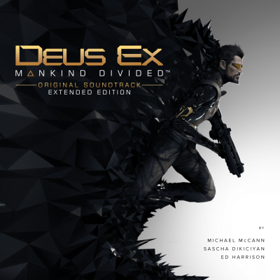 Deus Ex: Mankind Divided (Extended Edition)