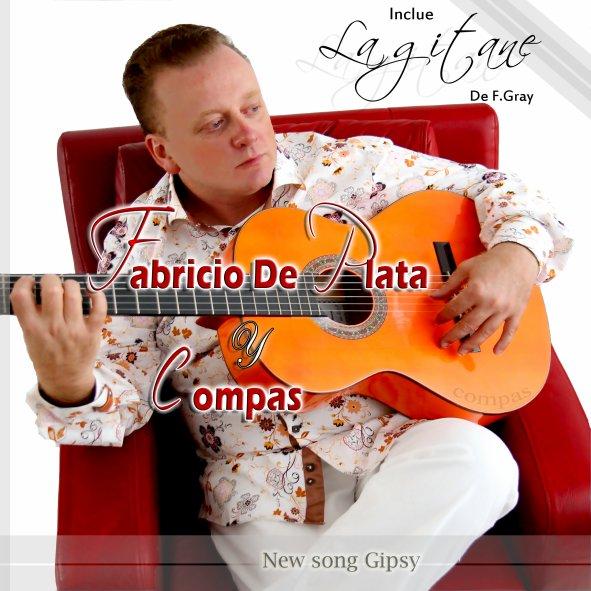 single 4 titres fabricio de plata y compas