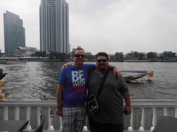 en thailande   bangkok