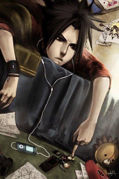 5 sasuke