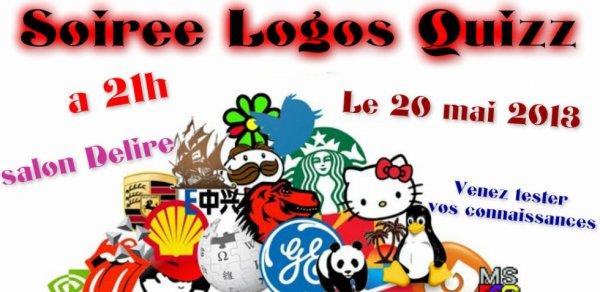 Soiree quizz logo sur tatotchat le 2O mai 2013