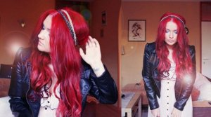 Conseil Coiffure n°1 - Le headband ♥.