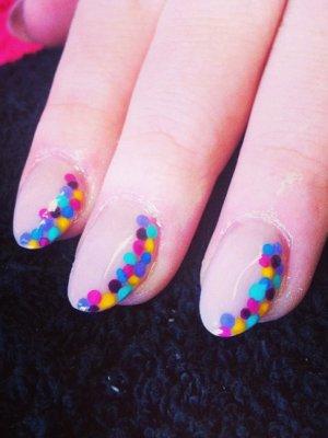 Conseil Manucure n°1 - Le nail candy ♥.