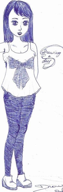 ♥ Petit dessin ♥