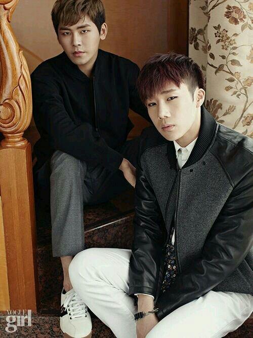 One Shot 1 : Hoya x sungGyu. ( INFINITE STORY'S )