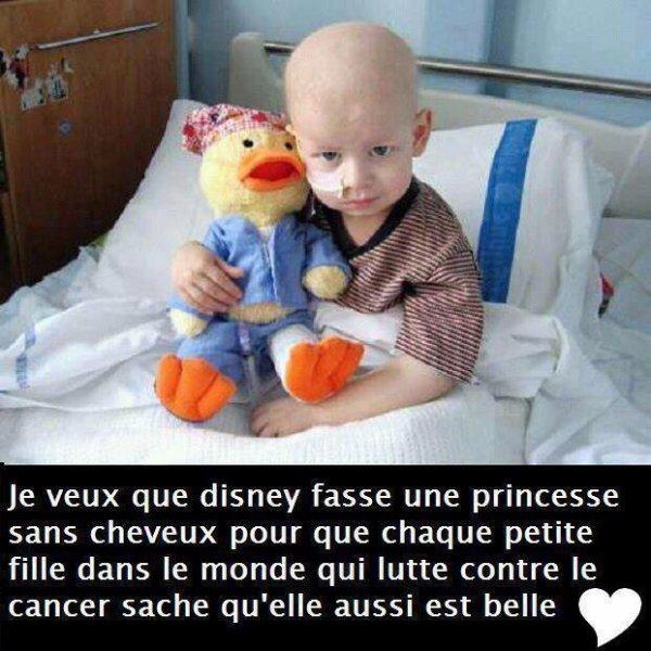 petite pensé pour les petit princes et princesses hospitalisé