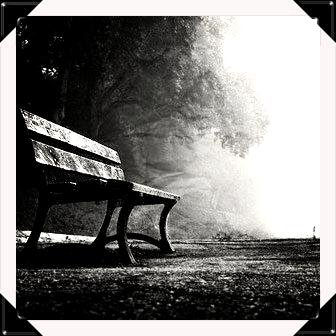 A m'asseoir sur un banc