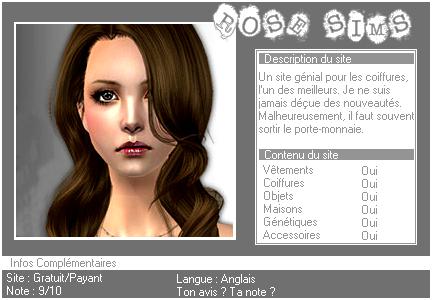 _____» ARTICLE SITES : Rose Sims_________-______________________________LIVRE D'OR  - AMIS  - FAVORIS - BLOG STAR ?_ A4S_Ta source n°1 de téléchargements Sims 2___________________________NEWSLETTER DU BLOG - SOMMAIRE - FORUM A4S