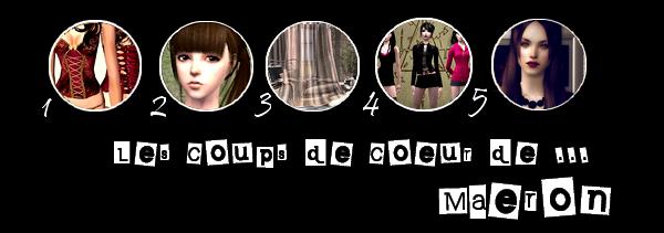 _____» ARTICLE COUP DE COEUR DE ... : Maeron__________________________LIVRE D'OR  - AMIS  - FAVORIS - BLOG STAR ?_ A4S_Ta source n°1 de téléchargements Sims 2___________________________NEWSLETTER DU BLOG - SOMMAIRE - FORUM A4S