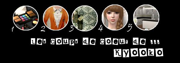 _____» ARTICLE COUP DE COEUR DE ... : Kyooko____________________________LIVRE D'OR  - AMIS  - FAVORIS - BLOG STAR ?_ A4S_Ta source n°1 de téléchargements Sims 2___________________________NEWSLETTER DU BLOG - SOMMAIRE - FORUM A4S