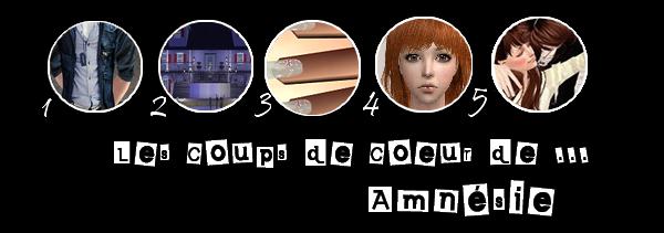 _____» ARTICLE COUP DE COEUR DE ... : Amnésie____-________________________LIVRE D'OR  - AMIS  - FAVORIS - BLOG STAR ?_ A4S_Ta source n°1 de téléchargements Sims 2___________________________NEWSLETTER DU BLOG - SOMMAIRE - FORUM A4S