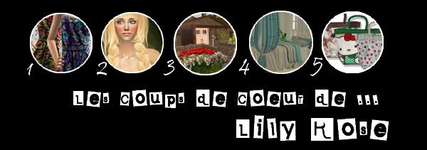 _____» ARTICLE COUP DE COEUR DE ... : Lily Rose____________________________LIVRE D'OR  - AMIS  - FAVORIS - BLOG STAR ?_ A4S_Ta source n°1 de téléchargements Sims 2___________________________NEWSLETTER DU BLOG - SOMMAIRE - FORUM A4S