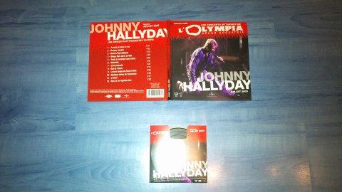 les concerts mythiques de l'olympia johnny hallyday