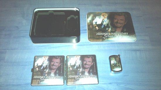 quelques accesoires de JH