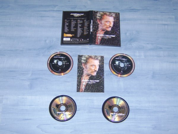 Flashback tour édition 2 DVD + 2 CD