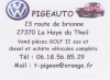 18/02/2011: PIGEAUTO, pieces VW