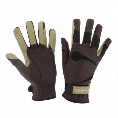 gants d'équitation d'été