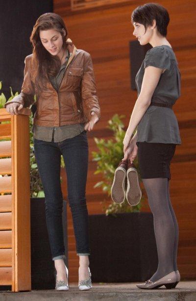 Kristen Stewart Au revoir Bella  (Série Fan)