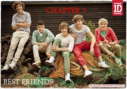 Chapter 1 : Best friends.