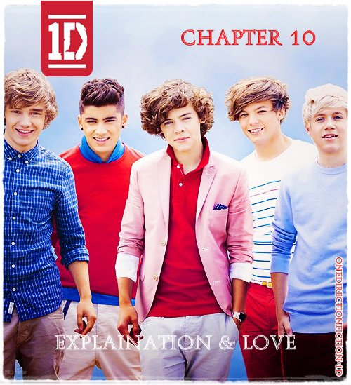 Chapter 10 : Explanation & Love.